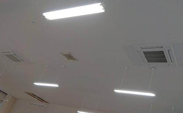 エステム宮崎 空調工事